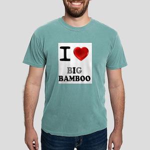 I LOVE - BIG BAMBOO T-Shirt