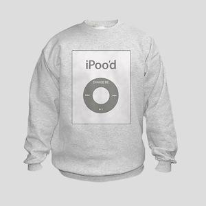 I-Poo'd - Kids Sweatshirt