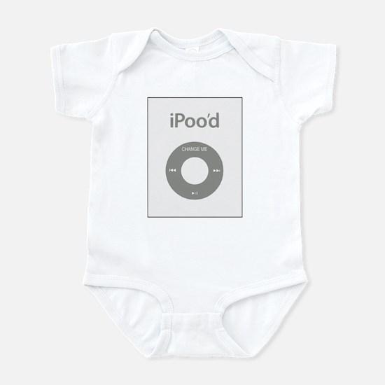 I-Poo'd - Infant Bodysuit