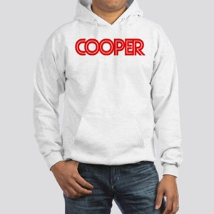 Cooper - Hooded Sweatshirt
