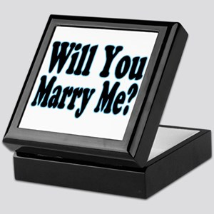 Will You Marry Me? His Keepsake Box