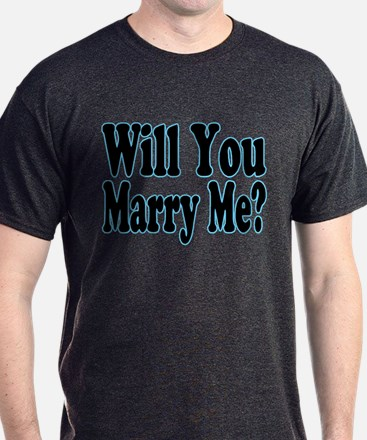 Will You Marry Me? His T-Shirt