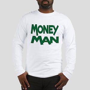 Money Man Long Sleeve T-Shirt