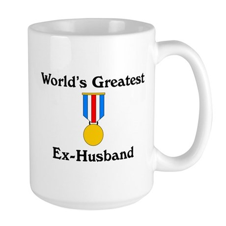 WG Ex-Husband Large Mug