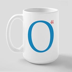 O44 President Obama Large Mug