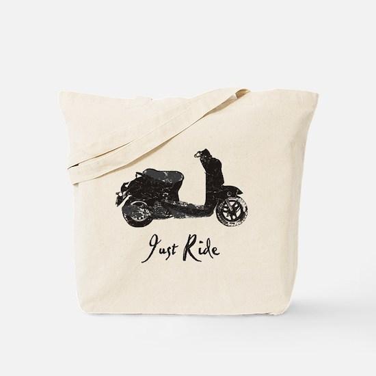 Just Scoot Tote Bag