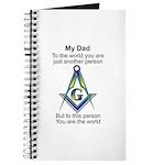 My Dad Journal