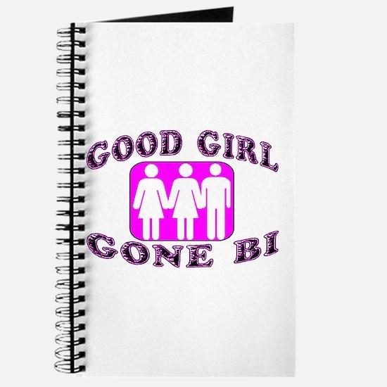 Good Girl Gone Bi Journal