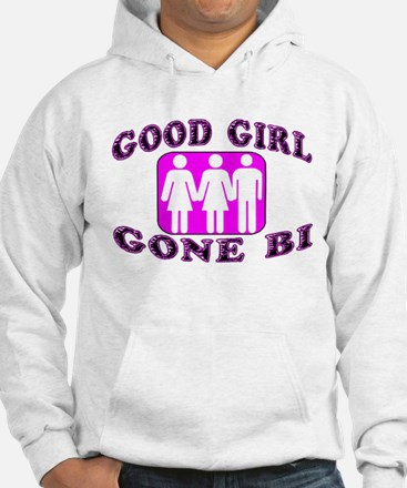 Good Girl Gone Bi Hoodie