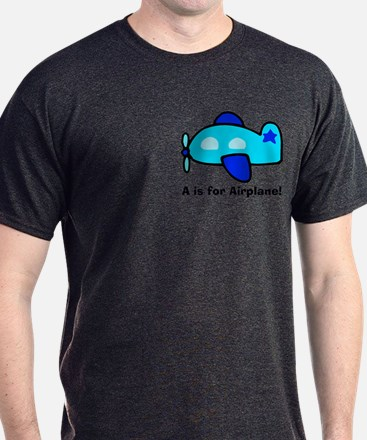 A is for Airplane! T-Shirt
