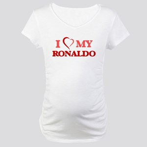 I love my Ronaldo Maternity T-Shirt