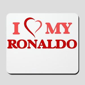 I love my Ronaldo Mousepad