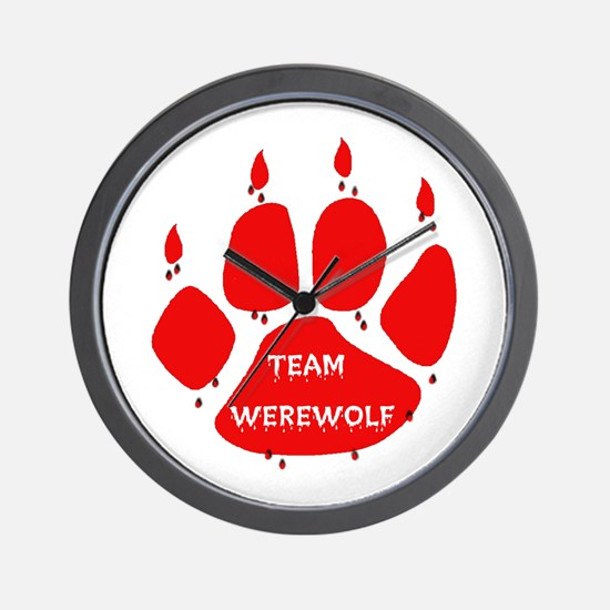 I WANT YOUR BLOOD Wall Clock