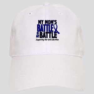 My Battle Too 1 BLUE (Mom) Cap
