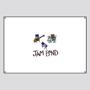 Jam Band Banner