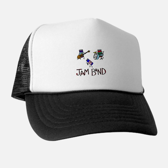 Jam Band Trucker Hat