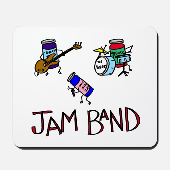 Jam Band Mousepad