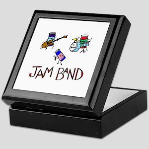 Jam Band Keepsake Box
