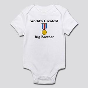 WG Big Brother Infant Bodysuit