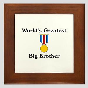 WG Big Brother Framed Tile