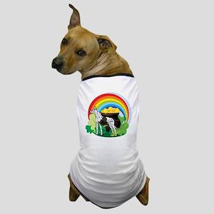 Great Dane St Patricks Day Dog T-Shirt