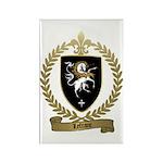 LEFRANC Family Crest Rectangle Magnet (100 pack)