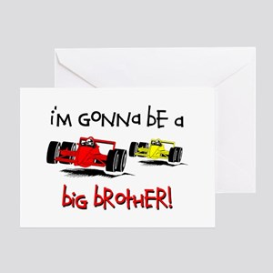 I'm Gonna Be a Big Brother! Greeting Card