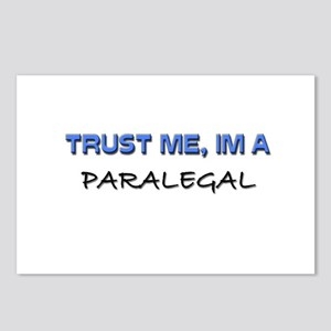 Trust Me I'm a Paralegal Postcards (Package of 8)