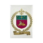 LECLAIR Family Crest Rectangle Magnet
