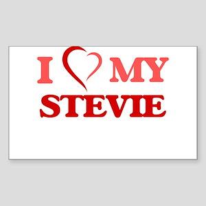 I love my Stevie Sticker