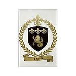 LAVACHE Family Crest Rectangle Magnet (10 pack)
