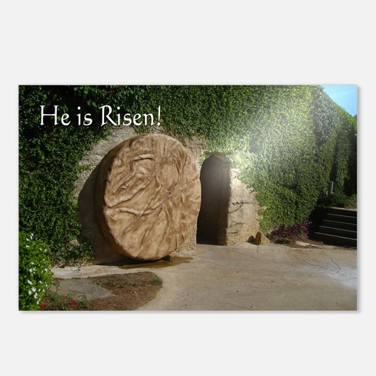 He is Risen! Postcards (Package of 8)