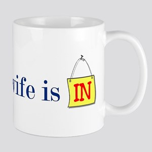 The Midwife Is In Mug