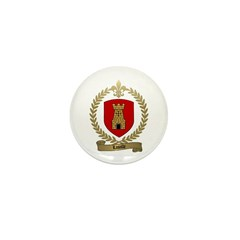LASALLE Family Crest Mini Button (10 pack)