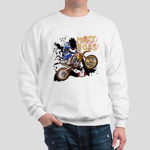 Matt Moss Grunge Photo Sweatshirt