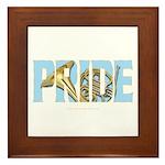 French Horn PRIDE Framed Tile