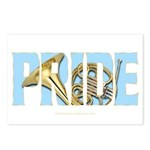 French Horn PRIDE Postcards (Package of 8)