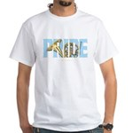 French Horn PRIDE White T-Shirt