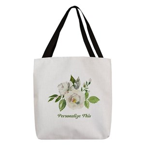 f723dad5ff Custom Green Name Tag Dog1475103208 Polyester Tote Bags - CafePress