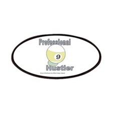 9 Ball Hustler Patch