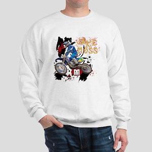 Jake Moss Grunge Photo Sweatshirt