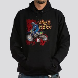 Jake Moss Grunge Photo Hoodie (dark)