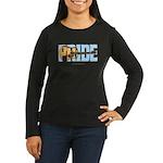 Guitar Pride Women's Long Sleeve Dark T-Shirt