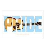 Guitar Pride Postcards (Package of 8)