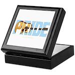 Guitar Pride Keepsake Box
