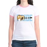 Guitar Pride Jr. Ringer T-Shirt