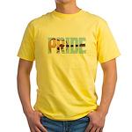 Guitar Pride Yellow T-Shirt