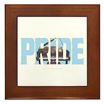 Piano PRIDE Framed Tile