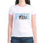 Piano PRIDE Jr. Ringer T-Shirt
