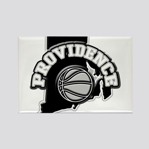 Providence Basketball Rectangle Magnet
